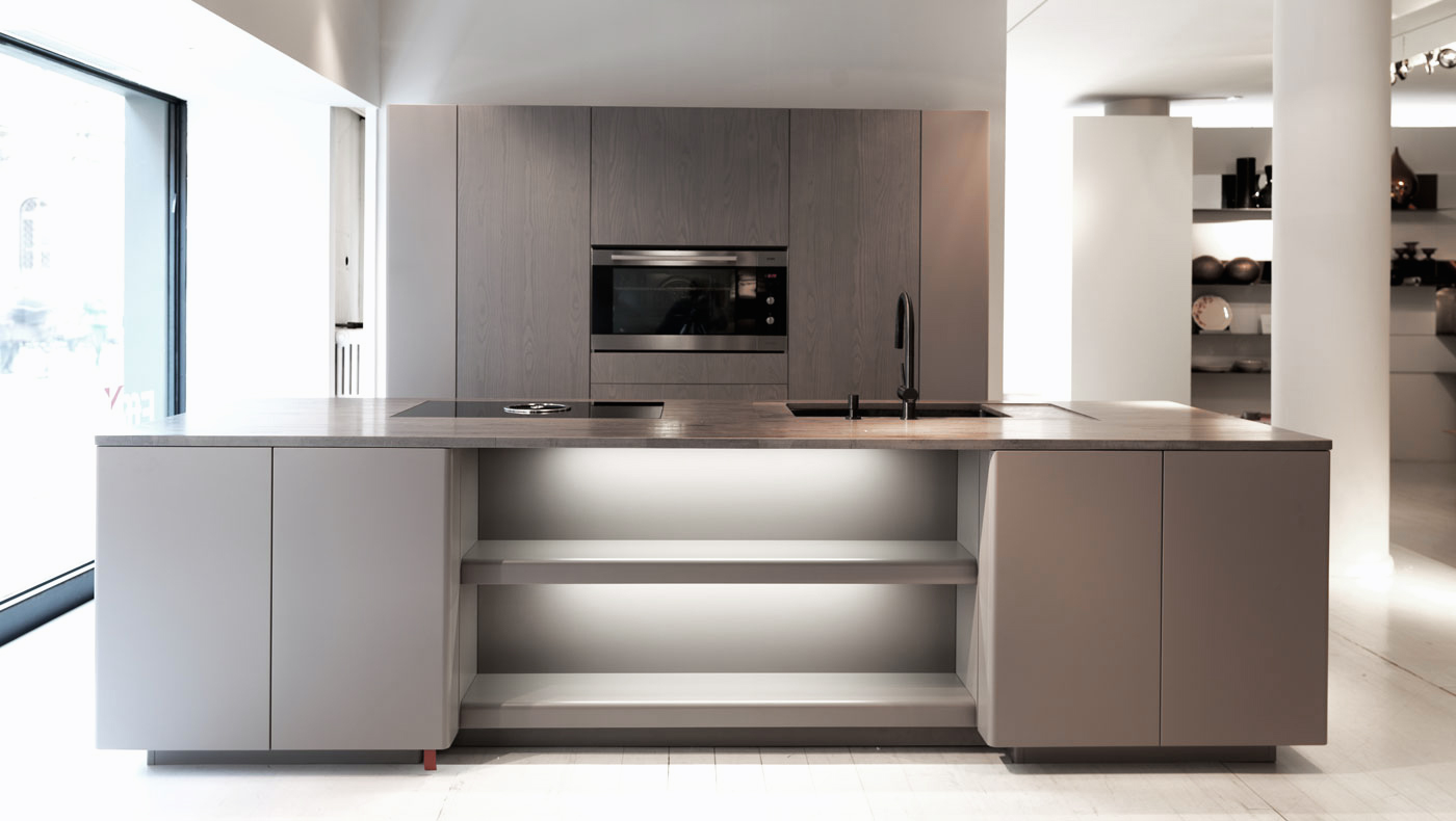 Effeti cucine design kitchens made in italy for Cucina italiana design